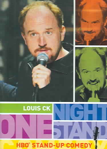 ONE NIGHT STAND:LOUIS CK BY ONE NIGHT STAND (DVD)